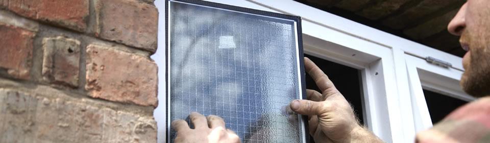Glaszetter Leiden plaatst veiligheidsglas